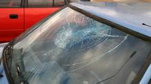 A small chip – whether it's a bull's-eye, bee's-wing or star shape – can typically be repaired, but larger cracks usually mean the windscreen has to to be replaced. (xril/Getty Images/iStockphoto)