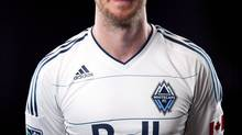 Vancouver Whitecaps Andy O'Brien (THE CANADIAN PRESS)