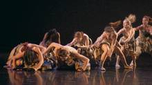 Group action: Unearth Helix Dance Project. (Corrina Keeling)