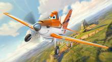 The plot of Planes promises a message of underdog acceptance, but delivers tiresome clichés that dull any emotional impact.