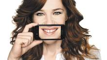 Clara Hughes, National spokesperson for Bell Let's Talk Day (Hand-Out/BELL CANADA)