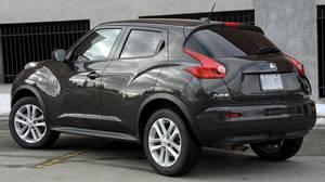 2011 Nissan Juke .