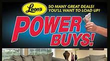 Leon's first-quarter profit falls (Company handout)