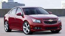 2011 Chevrolet Cruze (GM/General Motors)