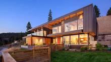 A prefab home built by Karoleena, in British Columbia. (Karoleena Inc.)