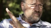 Xstrata CEO Mick Davis. (Justin Sutcliffe/Justin Sutcliffe for The Globe and Mail)