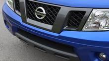 2013 Nissan Frontier (Nissan)
