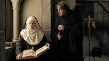 Margarethe von Trotta's Vision: a provocative, historically sensitive and sympathetic portrayal. (Zeitgeist Films)