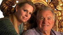 The Siegels in a frame grab from YouTube trailer for Queen of Versailles.