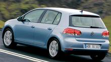 The new Golf was named 2009 World Car of the Year