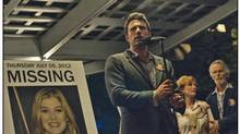 In Gone Girl Ben Affleck plays Nick Dunne who is the chief suspect behind the shocking disappearance of his wife. (Photo: Merrick Morton)