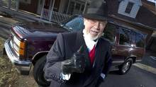 Don Cherry donated his beloved 1997 Yukon SUV to the Kidney Foundation of Canada, which resells old vehicles or scraps them for parts. (Peter Power/The Globe and Mail)