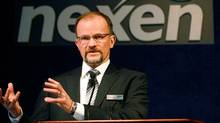 Nexen CEO Marvin Romanow (JACK CUSANO/JACK CUSANO/REUTERS)