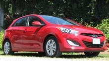 2013 Hyundai Elantra GT Credit: Bob English for The Globe and Mail