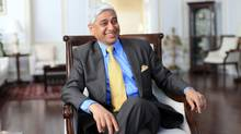 India's new high commissioner to Canada, Vikas Swarup, is both a well-known writer and distinguished diplomat. (Dave Chan/The Globe and Mail)