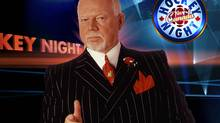 Hockey Night in Canada. Don Cherry Credit: CBC