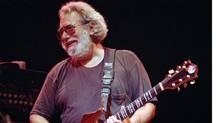 The Grateful Dead's Jerry Garcia (Kristy McDonald)