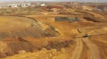 The original $2.47-billion (U.S.) budget for the Citic Pacific iron ore mine in Karratha, Western Australia, has soared to $8-billion and is more than two years behind schedule. (STAFF/REUTERS)