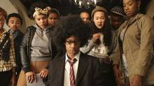 The provocative campus radio show Dear White People intends to correct white people's ignorance about black experience. (eOne Films)