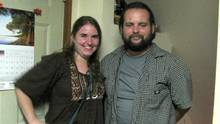 Caitlin Coleman and Joshua Boyle (Courtesy of the Coleman Family/THE ASSOCIATED PRESS)