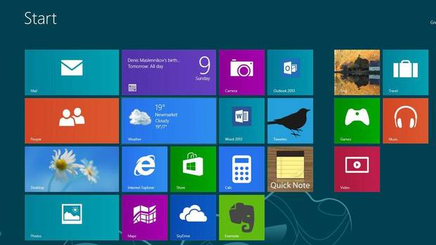 It's gadget time again, as we look at things that play nicely with the new Windows 8 operating system. Each of these products was designed to work well with Microsoft's new software and make life easier for users. (Microsoft Corp.)