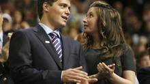 Levi Johnston at the 2008 Republican National Convention in St. Paul, Minn. on September 3, 2008, when he was dating Bristol Palin. (Damir SagolJ/Reuters)