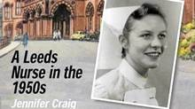 Jennifer Craig, 78, of Nelson, B.C., wrote a memoir of her time as a nurse at a hospital in her native England that became a bestseller. (Handout/Handout)