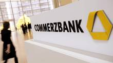 Commerzbank has followed at least two other German banks in restricting investments in agriculture. (Thomas Lohnes/AP)