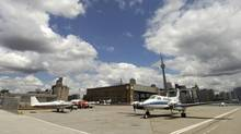 Billy Bishop Toronto City Airport (Deborah Baic)