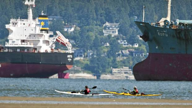 Why The Vancouver Mayor Makes Waves Over Oil Tankers