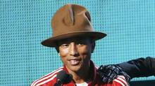 Pharrell Williams (Mario Anzuoni/Reuters)