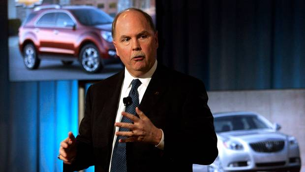 Gm On The Road To Paying Back Bailout Loans The Globe
