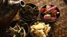 The Anantara Spa at The PuLi Hotel offers a purification treatment inspired by the renowned restorative properties of chrysanthemum.