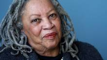 "Toni Morrison, author of ""Home"" (Michael Lionstar/AP Photo/Alfred A. Knopf)"