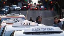 Uber, which has launched in several Canadian cities, has encountered criticism almost everywhere it has expanded. (DARRYL DYCK For The Globe and Mail)