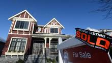 Slim pickings in listings for detached, semis and even townhouses continued to put GTA housing prices up 27.7 per cent in February from the same period in 2016. (Jonathan Hayward/THE CANADIAN PRESS)