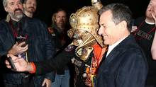 Bob Iger, chairman and CEO of Walt Disney Co., is an Aquarius. Is there a part of Disney that no longer feels harmonious with the rest of the Magic Kingdom? A sports network perhaps? Then it may be time to let it go. (Joe Scarnici/Getty Images for Disney)