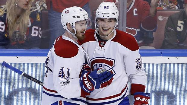 Habs Crush Panthers To Clinch Atlantic Division Title