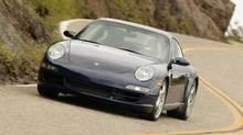 2006 Porsche 911. (Porsche)