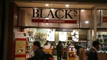 A Black's Photography store in Toronto's Eaton Centre (Fernando Morales)