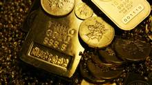 Investor demand for gold plunged 56 per cent year-on-year in the third quarter, according to the World Gold Council. (Ian Barrett/The Globe and Mail)