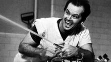 "Jack Nicholson in ""One Flew Over the Cuckoo's Nest"" (Digital Press)"