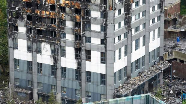 Lessons of the Grenfell blaze: How can Canada's thousands of aging towers be kept safe? - The Globe and Mail