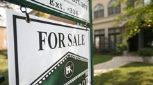 The Canadian Real Estate Association will release August's home sales figures on Monday morning, and they will point at a market that is rebounding – for now. (Gloria Nieto/The Globe and Mail)