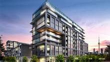 Canary District condominiums slated for Toronto's West Don Lands. Site of the athlete's village for the 2015 Pan Am Games, the buildings will be sold as condos thereafter. (Dundee Kilmer Developments Ltd)