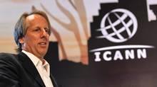 ICANN president Rod Beckstrom (ROSLAN RAHMAN/AFP/Getty Images)