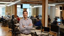 Christian Lassonde, managing partner with Toronto-based Impression Ventures. The goal of the fund is to support early stage fintech companies in Canada. (Impression Ventures)
