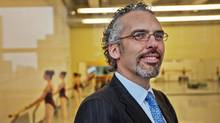 Jeff Melanson, executive director at Canada's National Ballet School, is leaving to take the reins at the Banff Centre. (Jennifer Roberts for The Globe and Mail/Jennifer Roberts for The Globe and Mail)