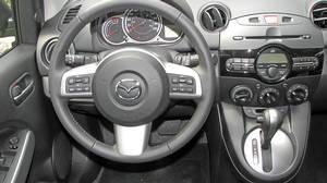Inside the 2011 Mazda2