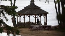 Politicians love summer festivals, hockey rinks, small craft harbours and city parks. The money gets out the door quickly and everyone can see the results. Thinking big, on the other hand, is hard work. (Sean Kilpatrick/THE CANADIAN PRESS)